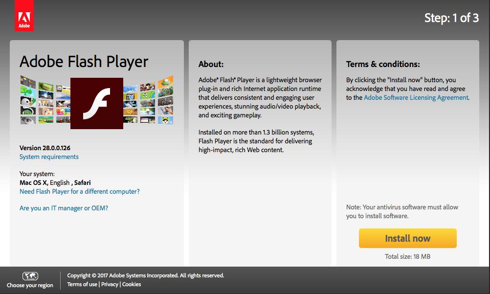 Скачать приложение adobe flash player на компьютер